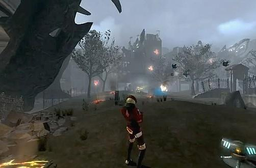 Hellgate shows off its new Duel Areas