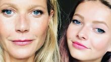 Gwyneth Paltrow posted a photo of Apple without asking and their interaction was so awkward