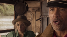 Take a 'Jungle Cruise' with Dwayne Johnson and Emily Blunt in first trailer for Disney's new ride-based blockbuster