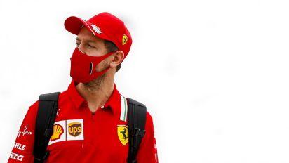 Vettel y las repeticiones del accidente de Grosjean: no somos objetos