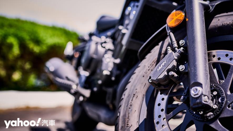 展現難以置信的靈活輕鬆!2020 Honda日系美式車型Rebel 500新北山區試駕! - 8