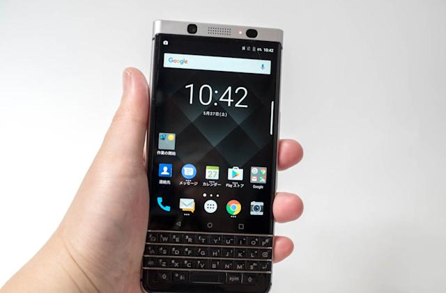 Sprint plans fix for BlackBerry KEYone that reinstalls bloatware