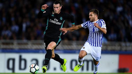 La vitesse folle à laquelle Bale a été flashé contre la Sociedad