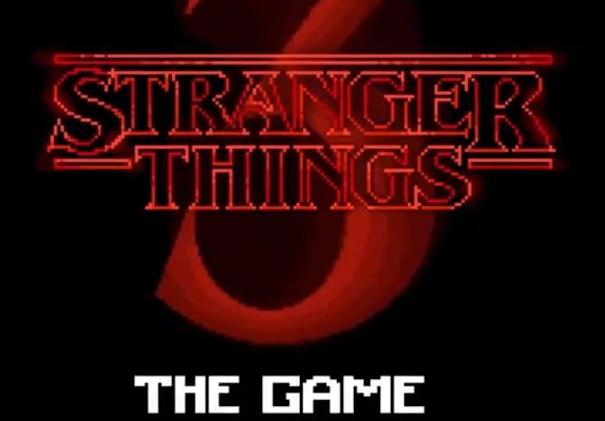 'Stranger Things 3: The Game' has pixelated action for all platforms