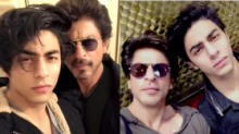 Seven Times Shah Rukh Khan Expressed His Love for Son Aryan