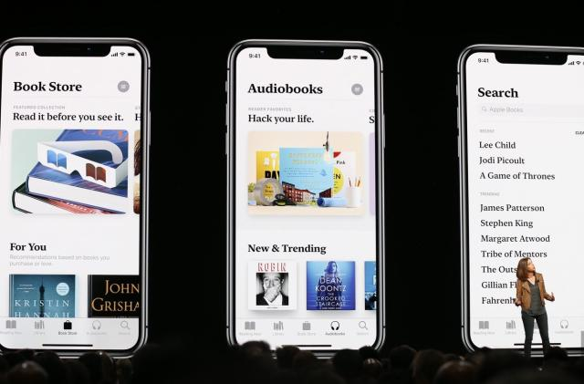 Apple is giving free e-books and audiobooks to people in the US