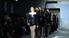 Size zero models are now banned from several major fashion shows