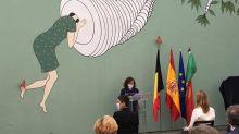 """""""Efecto Mariposa"""", arte español por el medio ambiente en la capital de Europa"""