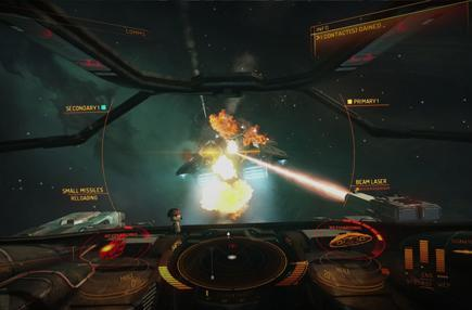 Frontier COO talks Elite, dev team size, and more