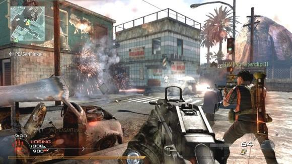 London's Leicester Square to host Modern Warfare 2 midnight bash