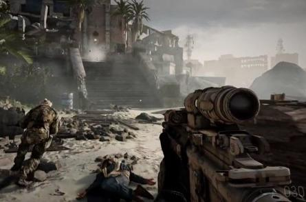 Get gritty with this Medal of Honor: Warfighter gameplay