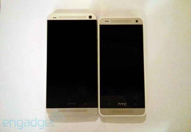 This is the HTC One Mini