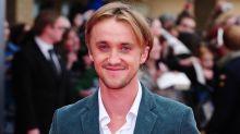 Jason Isaacs to Harry Potter 'son' Tom Felton: I'm so ashamed and proud of you