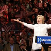Clinton's New Plan to Peel GOP Voters Away From Trump