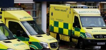 NHS 'as stretched now as it was in January'