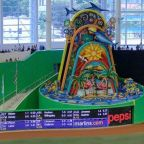 Derek Jeter's group can't remove Marlins' HR sculpture, county says