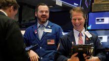 Blue-Chip Stocks Lead Stock Market Rally; Roku, Snap Tumble