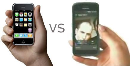 Nokia and Apple to clash over touchscreen cellphone patents?