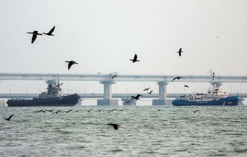 Russian Federation set to return seized Ukrainian ships