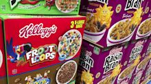 Kellogg CEO: 'People are eating more of our cereal'
