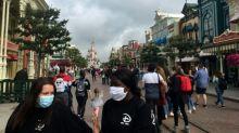 Disneyland Paris wieder geöffnet