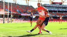 Swans star Franklin banned for high elbow