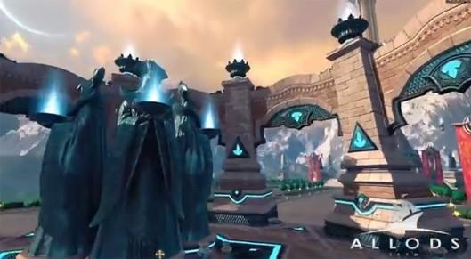 Skyforge discusses PvP philosophy and world space