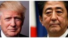 Trump to speak with China's Xi, Japan's Abe on Sunday, official says