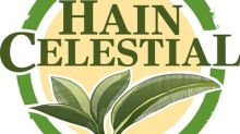 Hain Celestial Reports First Quarter Fiscal Year 2020 Financial Results