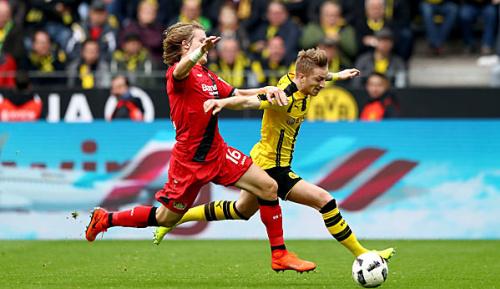 Bundesliga: Reus gibt gegen Frankfurt Comeback bei Dortmund