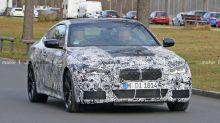 Erwischt! Neuer BMW 4er zeigt erstmals seine Riesen-Niere