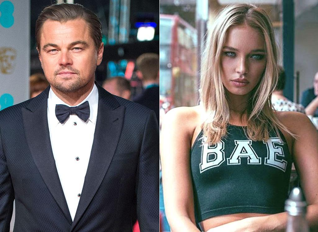 leonardo dicaprio may have a new gf but the chances she ll be his