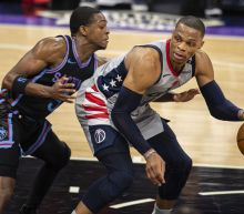 Westbrook posts 24th triple-double of season in Wizards' win