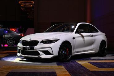 490萬起,輕量化全新BMW M2 CS限量在台上市!
