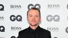 Simon Pegg reveals struggle with alcoholism