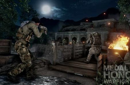 Medal of Honor: Warfighter trailer tours Zero Dark Thirty maps