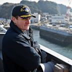 Watch sailors cheer Navy captain relieved of command after raising alarm on coronavirus
