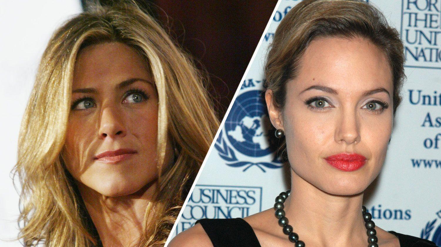 afba6bc9ee995 Jennifer Aniston s heartbreaking final words to Angelina Jolie revealed