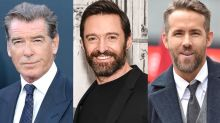 Ryan Reynolds, Hugh Jackman, and Pierce Brosnan Share the Ultimate Crossover Idea