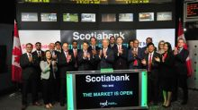 Scotiabank Opens the Market