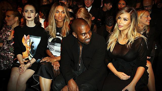 Welcome to the Good Life: See How Kim and Kayne Do Paris