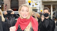 Amber Heard's dog once ate cannabis after 'scooping it up', High Court hears