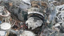 New Star Wars: Galaxy's Edge aerial pictures have been released – and they look amazing