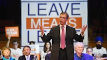 Leave Means Leave 'granted permission to hold Brexit party' in Parliament Square on 31 January