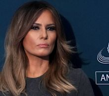 Melania Trump Knows It's Ironic That She Advocates Against Bullying