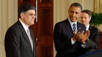 Obama Jokes Lew's Signature Nearly Cost Him