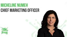 JFrog Keeps Leaping Forward, Adding Micheline Nijmeh as Chief Marketing Officer