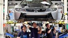 BMW kauft Lithium für eine halbe Milliarde Euro in China