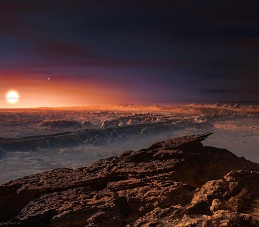 Jackpot: Scientists find Earth-like planet at star next door