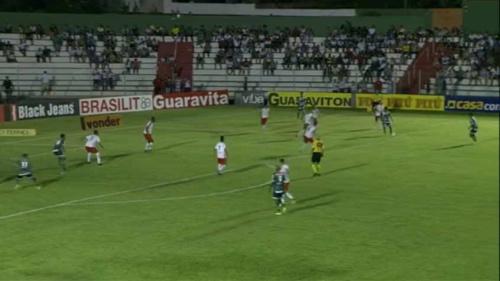 Luverdense perde para o Boa Esporte e continua na zona de rebaixamento